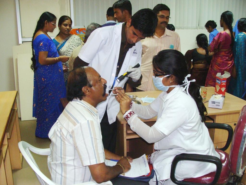 Health Seminar, Inspiring speech by Tameem at DGP office Hyderabad 1