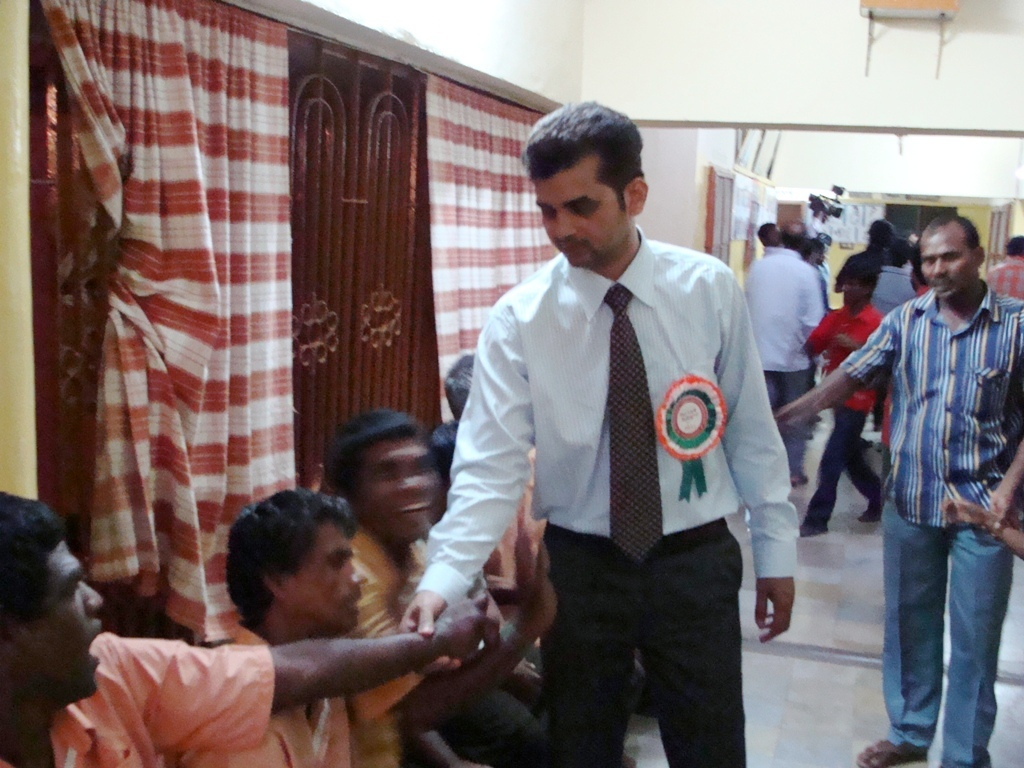 Human Rights Observers chief Tameem vows true empowerment of disabled persons 2