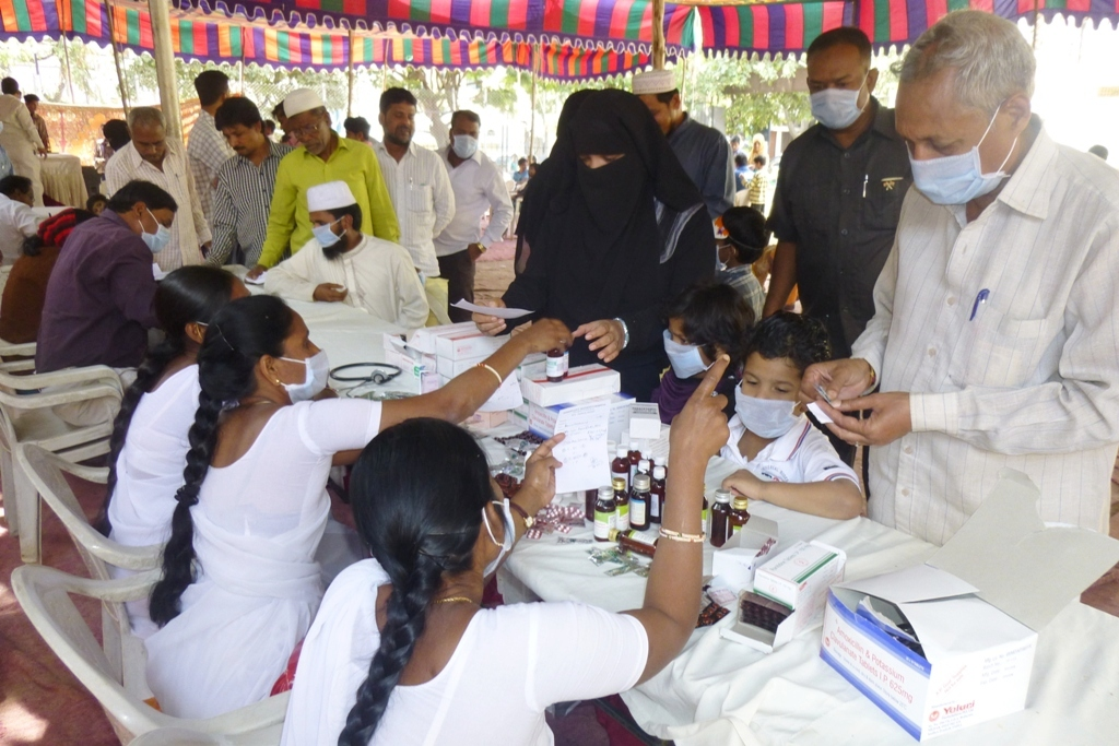 Tameem announces Human Rights Observers free medical camp on swine flu every fortnight 1