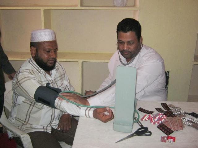 ihraindia medical camp-10