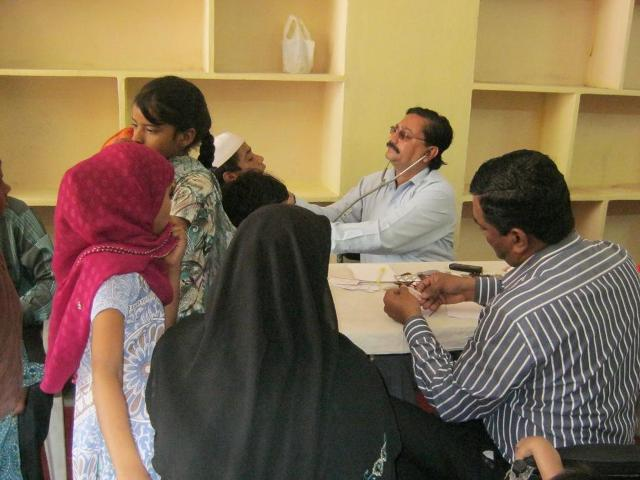 ihraindia medical camp-6