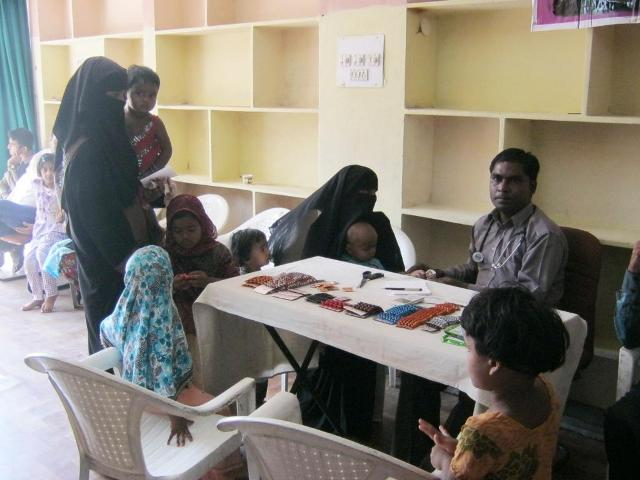 ihraindia medical camp-7