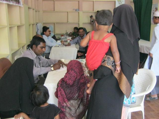 ihraindia medical camp-9