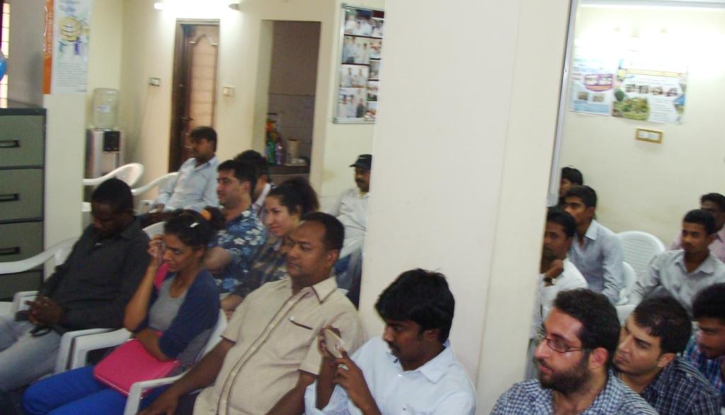 tameem-speech on envoronment day-4