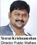 yeerni krishnamohan