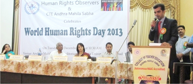 M Tameem Chairman, Anjana Sinha IPS IG CID, Actress Amala Akkineni & Justice A Laxmana Rao spoke about Rights & Equality