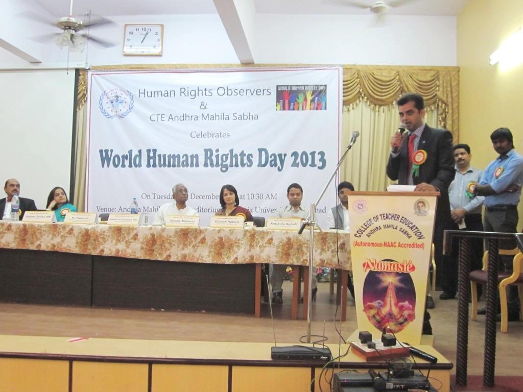world human rights day 2013, ihraindia,tameem, 19