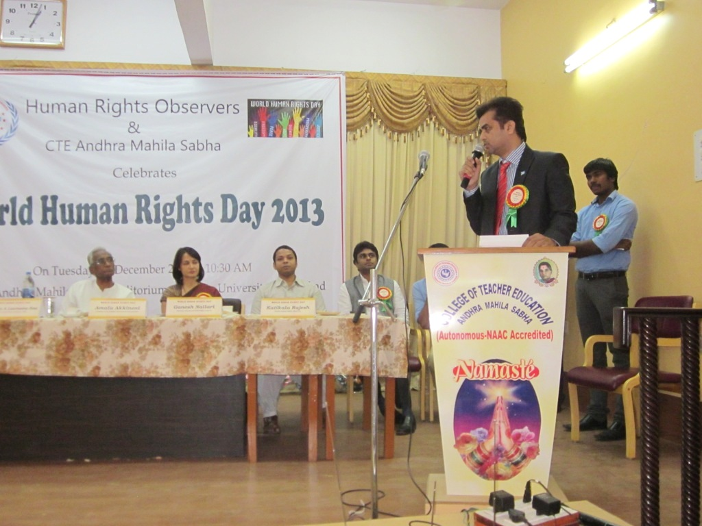 world human rights day 2013, ihraindia,tameem, 20