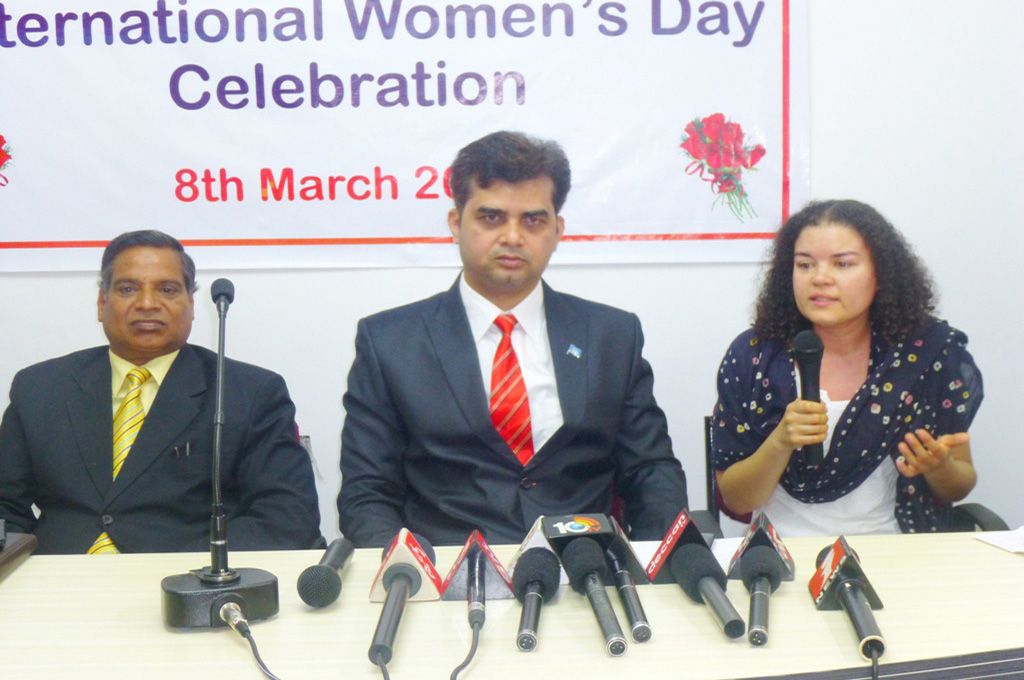 tameem m, women rights day